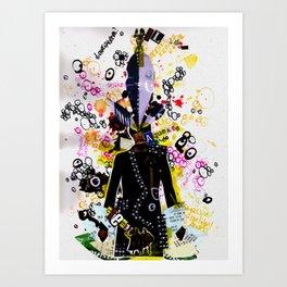 20091214006 Art Print