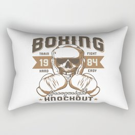 Sports - Heavyweight - Knockout Rectangular Pillow