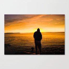 Longest Day Canvas Print