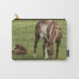 Itchy Leg Carry-All Pouch