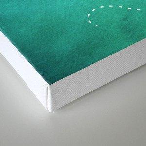 Paper Aeroplane Canvas Print