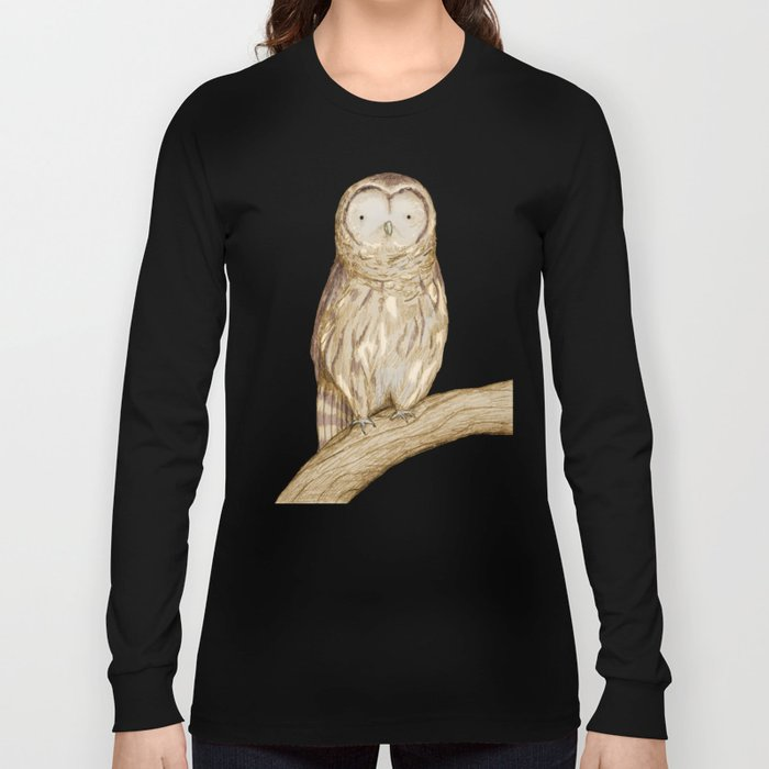 Tawny Owl Long Sleeve T-shirt