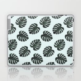 Monstera Pattern Laptop & iPad Skin