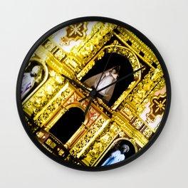 All Saints Church. Wall Clock