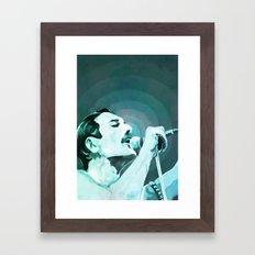 Don't Stop Me Now Framed Art Print