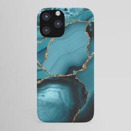 Iceberg Marble iPhone Case