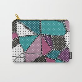 Country patchwork Carry-All Pouch