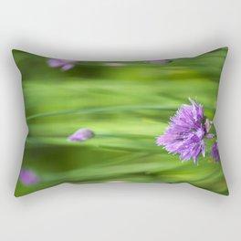 Garden Herbs Rectangular Pillow