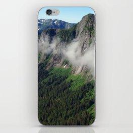 Misty Fjords iPhone Skin