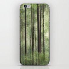 Deep Dark Woods iPhone & iPod Skin
