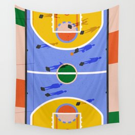 Hoops Wall Tapestry