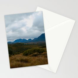Button Grass Stationery Cards
