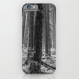 North Forest iPhone Case
