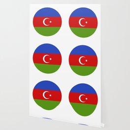 Azerbaijan flag Wallpaper