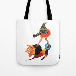 Carrot croc Tote Bag