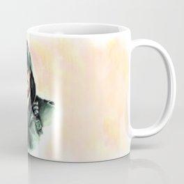 Green Arrow Coffee Mug