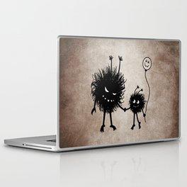 Evil Flower Bug Mother's Day Laptop & iPad Skin