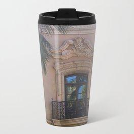 Balboa Park Reflection Metal Travel Mug