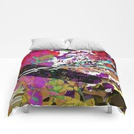 Battle Scene Comforters