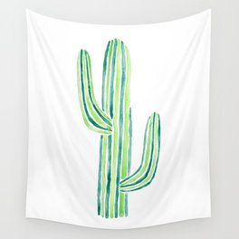saguaro cactus Wall Tapestry