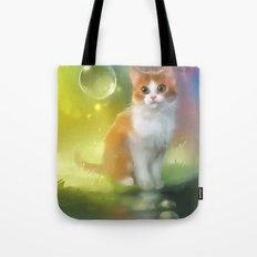Autumn Bloom Tote Bag