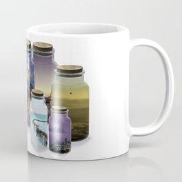 Bottled World Coffee Mug