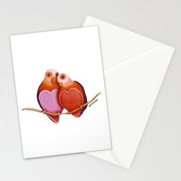 Love Bird II Stationery Cards