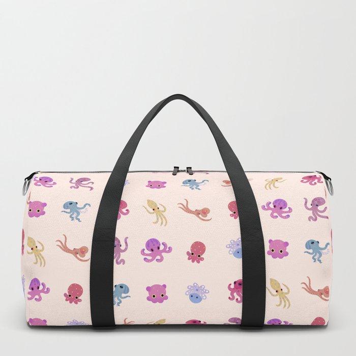 Octopus Duffle Bag
