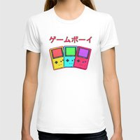 gameboy T-shirts featuring Gameboy by Chrome