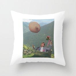 My new God Throw Pillow