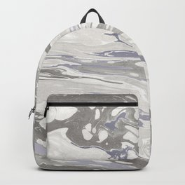 Grey Marble #society6 #decor #buyart Backpack