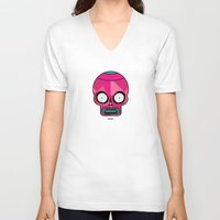 jared leto V-neck T-shirts featuring LETO by YourBuds