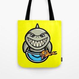 Spike the Shark Tote Bag