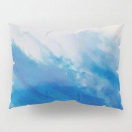 Explosive wave Pillow Sham