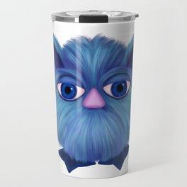 Fantasy cuddly toy Puschel  Travel Mug