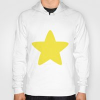 steven universe Hoodies featuring Steven Universe by Pocketmoon designs
