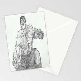 Hulk Smash. Stationery Cards