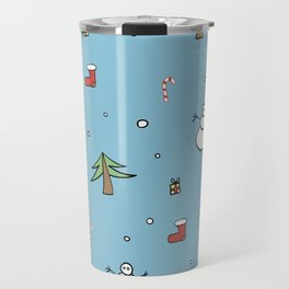 Christmas spirit Travel Mug