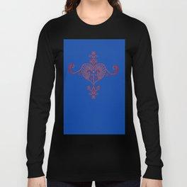 Voodoo Symbol Erzulie Long Sleeve T-shirt