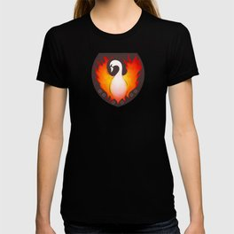 SwanFire Family Crest T-shirt
