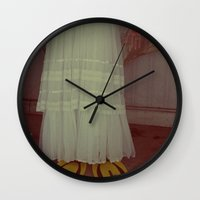 religion Wall Clocks featuring Bad religion by 60infinito
