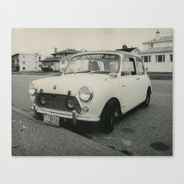 Mini 01 Canvas Print