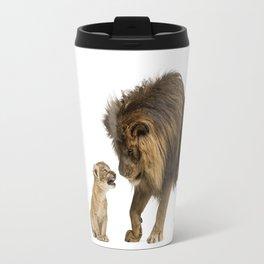 Dad and son Travel Mug