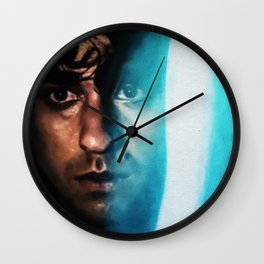You Tried To Kill Me Wall Clock