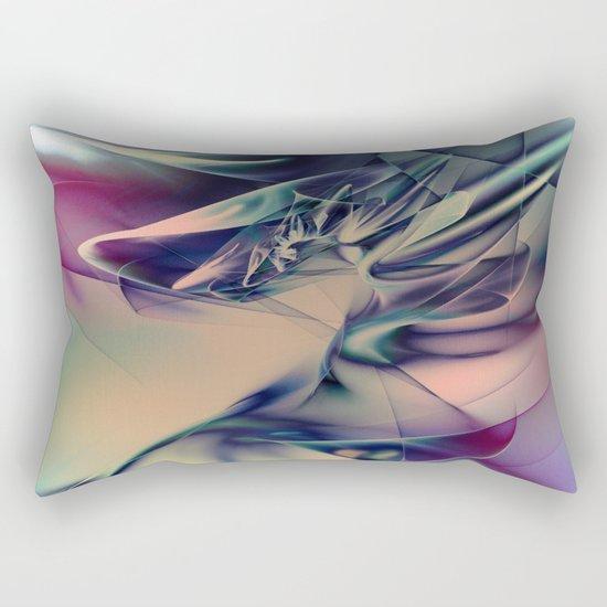 Veildance #3 Rectangular Pillow