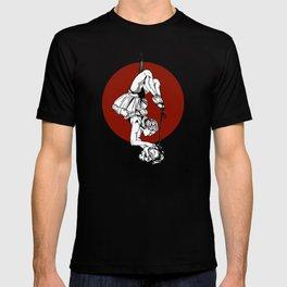 Anatomie Studio Red Cirlce T-shirt