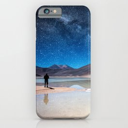 Piedras Rojas, Atacama iPhone Case
