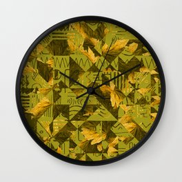 Autumn moods n.23 Wall Clock