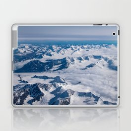 Aerial Glacier Four - Alaska Laptop & iPad Skin