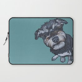 Benji the Schnoodle Laptop Sleeve
